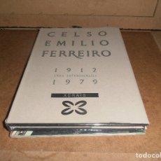 Libros de segunda mano: CELSO EMILIO FERREIRO. 1912 -1979. UNHA FOTOBIOGRAFÍA. GALICIA. Lote 177316893