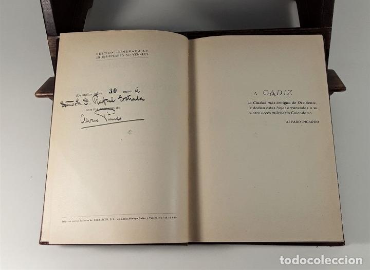 Libros de segunda mano: MEMORIAS DE RAIMUNDO DE LANTERY. EJEMP. Nº 30. A. PICARDO. IMP. ESCELICER. 1949. - Foto 6 - 178029397