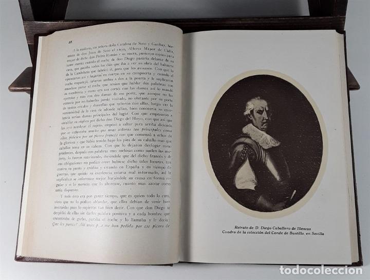 Libros de segunda mano: MEMORIAS DE RAIMUNDO DE LANTERY. EJEMP. Nº 30. A. PICARDO. IMP. ESCELICER. 1949. - Foto 8 - 178029397