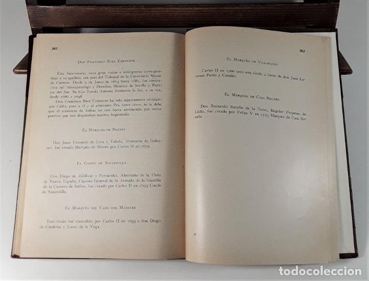 Libros de segunda mano: MEMORIAS DE RAIMUNDO DE LANTERY. EJEMP. Nº 30. A. PICARDO. IMP. ESCELICER. 1949. - Foto 10 - 178029397