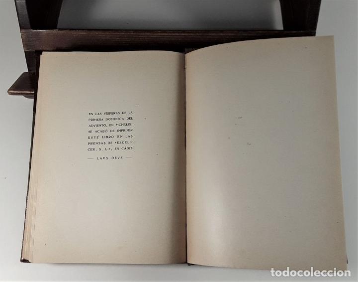 Libros de segunda mano: MEMORIAS DE RAIMUNDO DE LANTERY. EJEMP. Nº 30. A. PICARDO. IMP. ESCELICER. 1949. - Foto 11 - 178029397