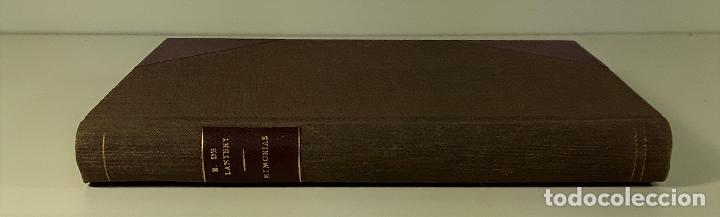 MEMORIAS DE RAIMUNDO DE LANTERY. EJEMP. Nº 30. A. PICARDO. IMP. ESCELICER. 1949. (Libros de Segunda Mano - Biografías)