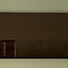 Libros de segunda mano: MEMORIAS DE RAIMUNDO DE LANTERY. EJEMP. Nº 30. A. PICARDO. IMP. ESCELICER. 1949.. Lote 178029397