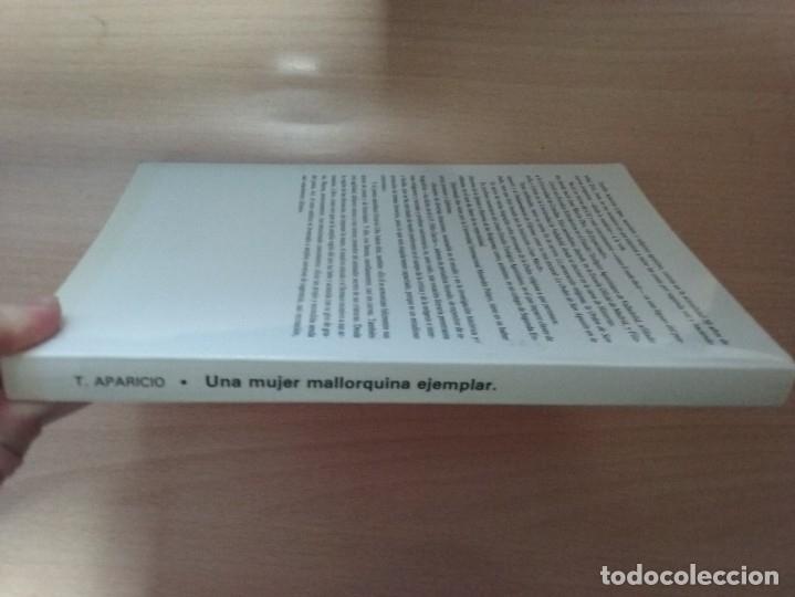 Libros de segunda mano: UNA MUJER MALLORQUINA EJEMPLAR. SOR CATALINA MAURA - TEÓFILO APARICIO - Foto 8 - 178296685
