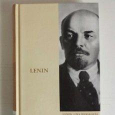 Libros de segunda mano: LIBRO. BIOGRAFIA LENIN (FRANCISCO DIEZ DEL CORRAL). Lote 178575792
