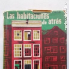 Libros de segunda mano: ANA FRANK LAS HABITACIONES DE ATRÁS. Lote 178942976