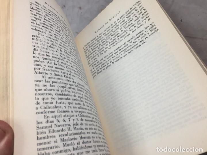 Libros de segunda mano: Memorias De Pancho Villa - Martín Luis Guzman 1954 - Foto 4 - 178980655