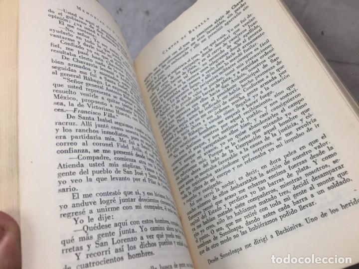 Libros de segunda mano: Memorias De Pancho Villa - Martín Luis Guzman 1954 - Foto 5 - 178980655