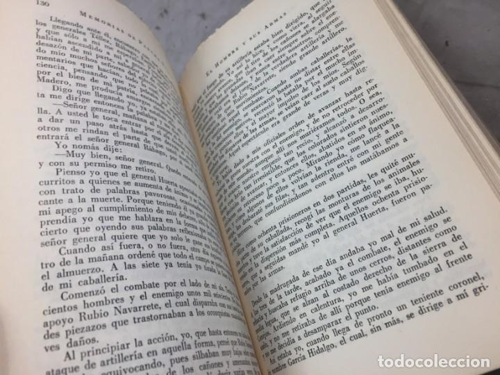 Libros de segunda mano: Memorias De Pancho Villa - Martín Luis Guzman 1954 - Foto 6 - 178980655