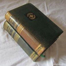 Libros de segunda mano: EMIL LUDWIG BIOGRAFÍAS, TOMO II + V. ED. JUVENTUD 1957. Lote 179017302
