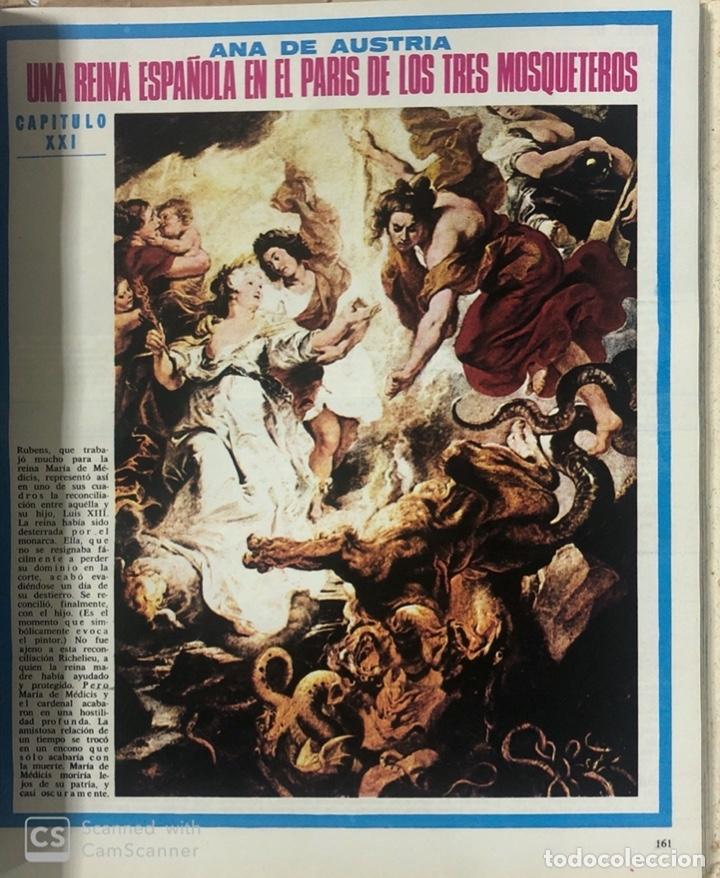 Libros de segunda mano: ANA DE AUSTRIA. UNA REINA ESPAÑOLA EN EL PARIS DE LOS TRES MOSQUETEROS. SEMANA. PAGS: 454 - Foto 3 - 180093580