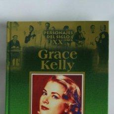 Libros de segunda mano: GRACE KELLY BIOGRAFÍA PERSONAJES DEL SIGLO XX. Lote 180291387