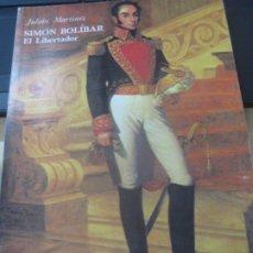 Libros de segunda mano: SIMON DE BOLIBAR Y PALACIOS EL LIBERTADOR (1783-1830) CAPITULOS DE SU GENEALOGIA AÑO 1986. Lote 180346070