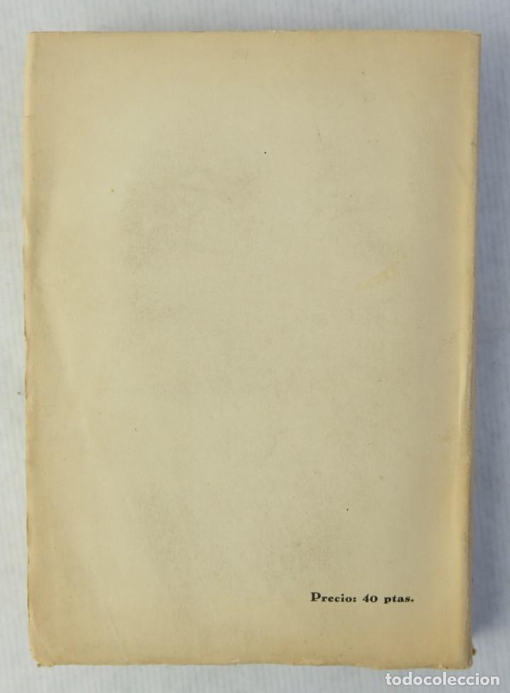 Libros de segunda mano: Bravo Murillo y su significacion en la politica española-Alfonso Bullon de Mendoza-1950 - Foto 2 - 180409712