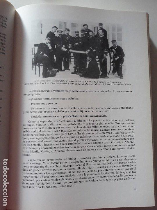Libros de segunda mano: Isaac Peral su obra y su tiempo. Edicion limitada. Erna Perez de Puig. 1989. Eje 497/2000. Cartagena - Foto 4 - 180420696