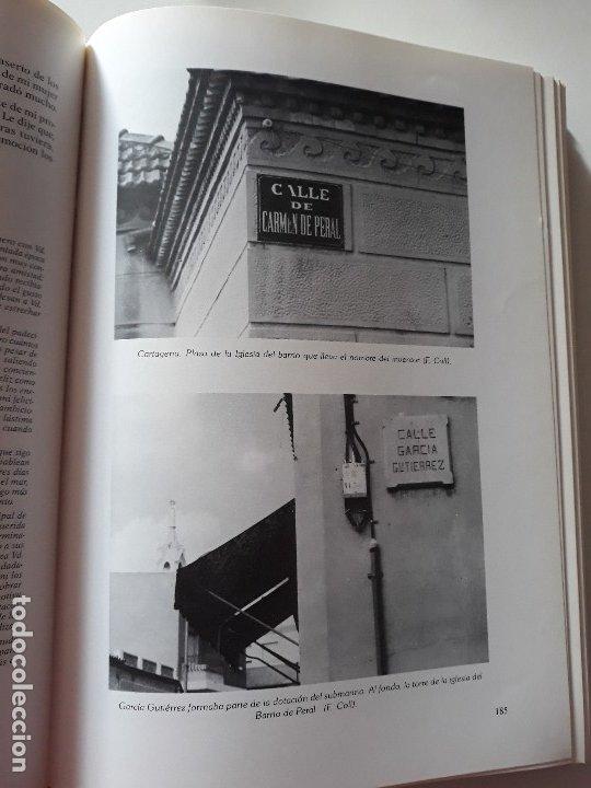 Libros de segunda mano: Isaac Peral su obra y su tiempo. Edicion limitada. Erna Perez de Puig. 1989. Eje 497/2000. Cartagena - Foto 5 - 180420696