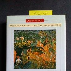 Libros de segunda mano: RUSTAVELI - EL CABALLERO DE LA PIEL DE TIGRE. Lote 180868731
