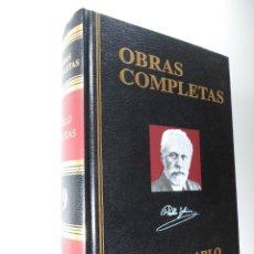 Libros de segunda mano: OBRAS COMPLETAS 9 PROPAGANDA SOCIALISTA - PABLO IGLESIAS. Lote 180988232