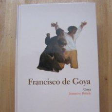 Libros de segunda mano: FRANCISCO DE GOYA. Lote 181911511