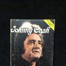 Libros de segunda mano: JOHNNY CASH - EL HOMBRE VESTIDO DE NEGRO - SU HISTORIA AUTÉNTICA EN SUS PROPIAS PALABRAS - . Lote 181945665