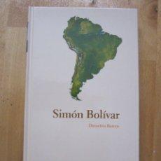 Libros de segunda mano: SIMON BOLIVAR. Lote 181949323