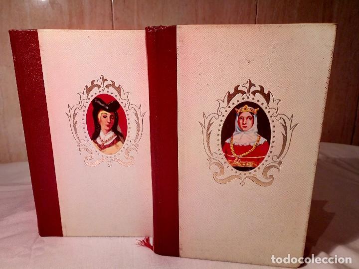 Libros de segunda mano: 14-DOÑA BLANCA DE NAVARRA, DOÑA URRACA DE CASTILLA, Francisco Navarro Villoslada.1972 - Foto 2 - 182269610