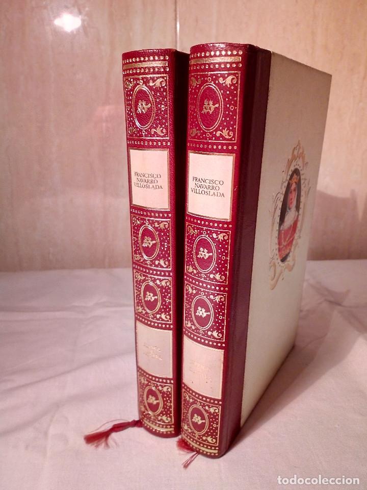Libros de segunda mano: 14-DOÑA BLANCA DE NAVARRA, DOÑA URRACA DE CASTILLA, Francisco Navarro Villoslada.1972 - Foto 3 - 182269610