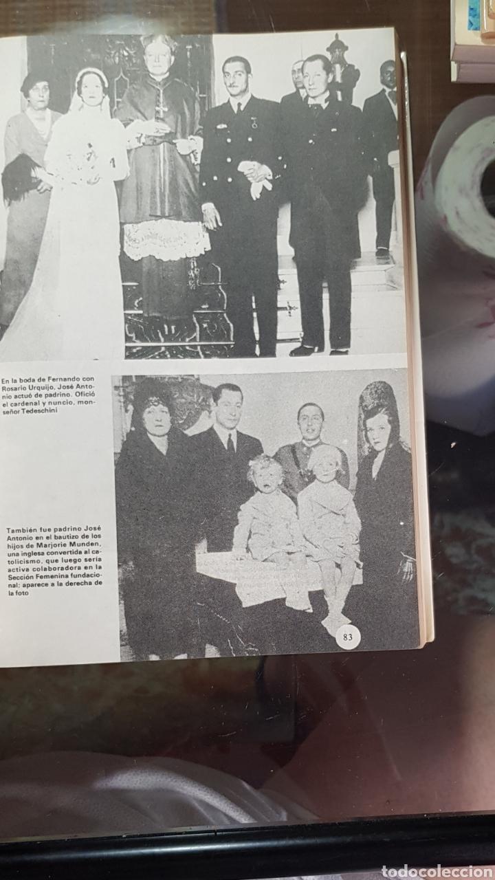 Libros de segunda mano: Pilar Primo de Rivera. Recuerdos de una vida. Dedicatoria - Foto 4 - 182299597