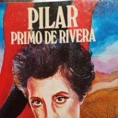 Libros de segunda mano: PILAR PRIMO DE RIVERA. RECUERDOS DE UNA VIDA. DEDICATORIA. Lote 182299597