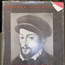 Libros de segunda mano: ANTONIO PEREZ. G. MARAÑON. ESPASA-CALPE. VOLUMEN I. MADRID, 1963. PAGS: 476. Lote 182526102