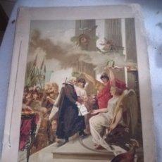 Libros de segunda mano: BIOGRAFIA PEDRO CALDERON DE LA BARCA. FELIPE PICATOSTE Y RGUEZ. GRAN TAMAÑO. CENTENARIO MUERTE. VER. Lote 182635668