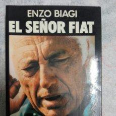 Libros de segunda mano: EL SEÑOR FIAT. Lote 183027261