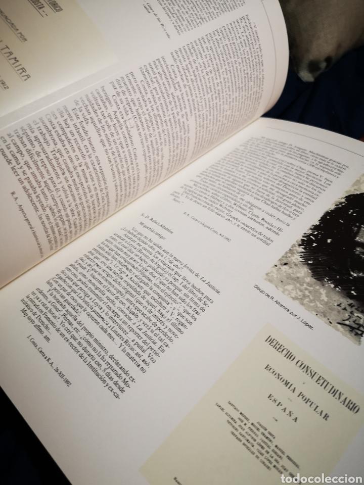 Libros de segunda mano: Rafael Altamira: 1866-1951 - Foto 3 - 183041873