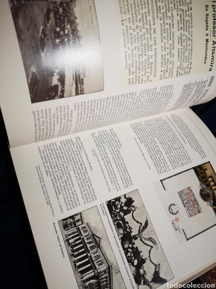 Libros de segunda mano: Rafael Altamira: 1866-1951 - Foto 4 - 183041873