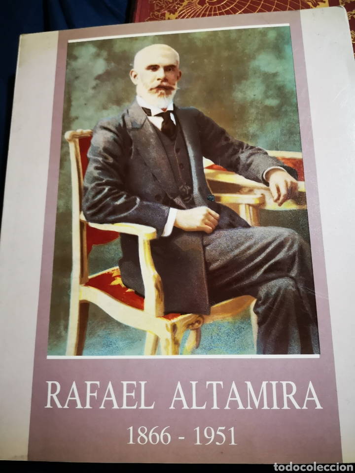 RAFAEL ALTAMIRA: 1866-1951 (Libros de Segunda Mano - Biografías)