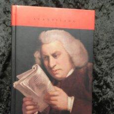 Libros de segunda mano: VIDA DE SAMUEL JOHNSON - JAMES BOSWELL - ACANTILADO - ISBN: 9788496489844. Lote 183168831