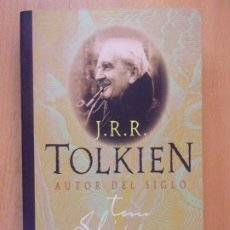 Libros de segunda mano: J.R.R. TOLKIEN AUTOR DEL SIGLO / 1ª EDICIÓN 2003. MINOTAURO. Lote 183783140