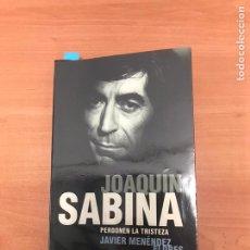 Libros de segunda mano: JOAQUÍN SABINA. Lote 183897013