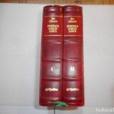 Libros de segunda mano: IAN GIBSON FEDERICO GARCÍA LORCA ( 2 TOMOS) Y97189 . Lote 184004001
