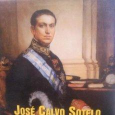 Libros de segunda mano: ALFONSO BULLÓN DE MENDOZA, JOSE CALVO SOTELO, ED. ARIEL. Lote 184004210