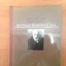 Libros de segunda mano: SANTIAGO RAMÓN Y CAJAL. Lote 184029983