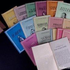 Libros de segunda mano: LOS GRANDES CAPITANES, TOMO 10. COLECCION UNIVERSO. MADRID AÑOS 50. Lote 184094406