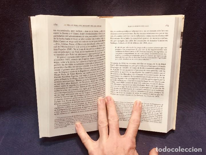 Libros de segunda mano: biografia che guevara jorge castañeda renfe abc centenario - Foto 6 - 184119120