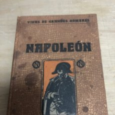 Libros de segunda mano: NAPOLEON. Lote 184192021