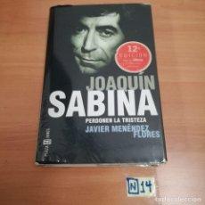 Libros de segunda mano: JOAQUÍN SABINA. Lote 184366662