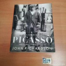 Libros de segunda mano: PICASSO JOHN RICHARDSON. Lote 184368902