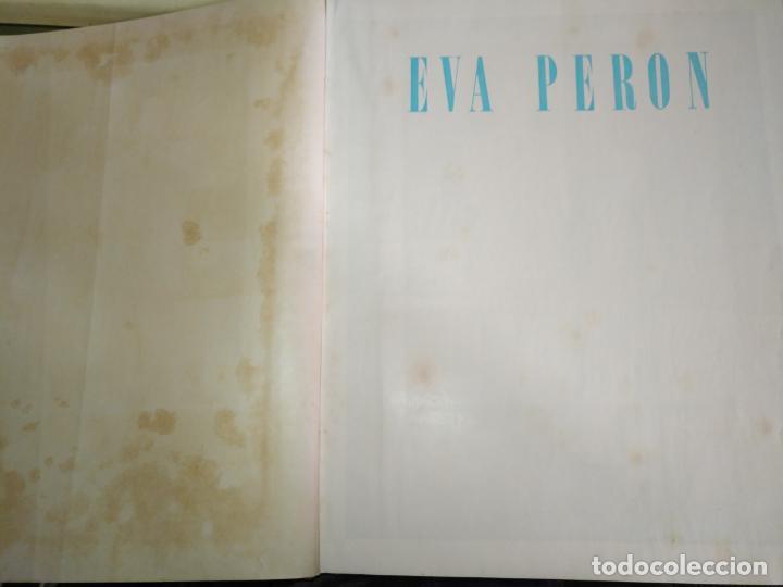 Libros de segunda mano: EVA PERON 34X28 CM 140 PAGINAS (FOTOS) S.I.P.A. SERVICIO INTERNACIONAL DE PUBLICACIONES ARGENTINA - Foto 10 - 184917350