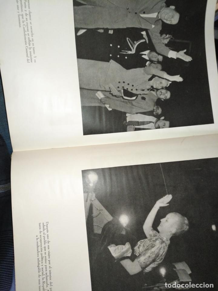 Libros de segunda mano: EVA PERON 34X28 CM 140 PAGINAS (FOTOS) S.I.P.A. SERVICIO INTERNACIONAL DE PUBLICACIONES ARGENTINA - Foto 12 - 184917350