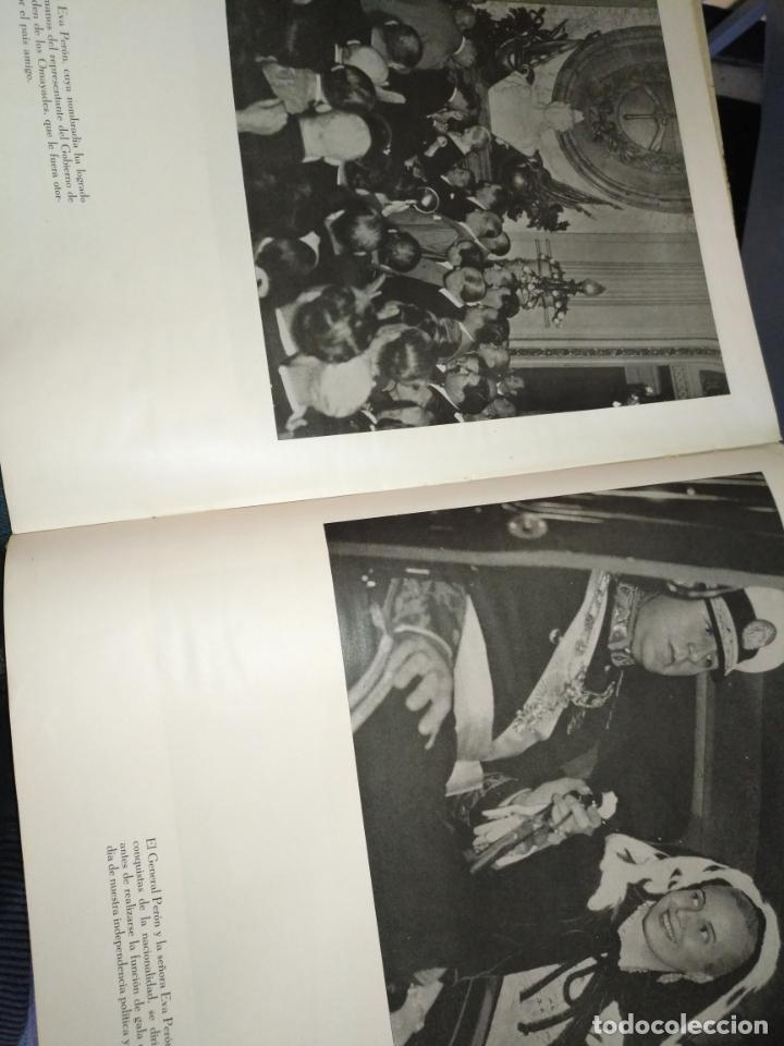 Libros de segunda mano: EVA PERON 34X28 CM 140 PAGINAS (FOTOS) S.I.P.A. SERVICIO INTERNACIONAL DE PUBLICACIONES ARGENTINA - Foto 13 - 184917350