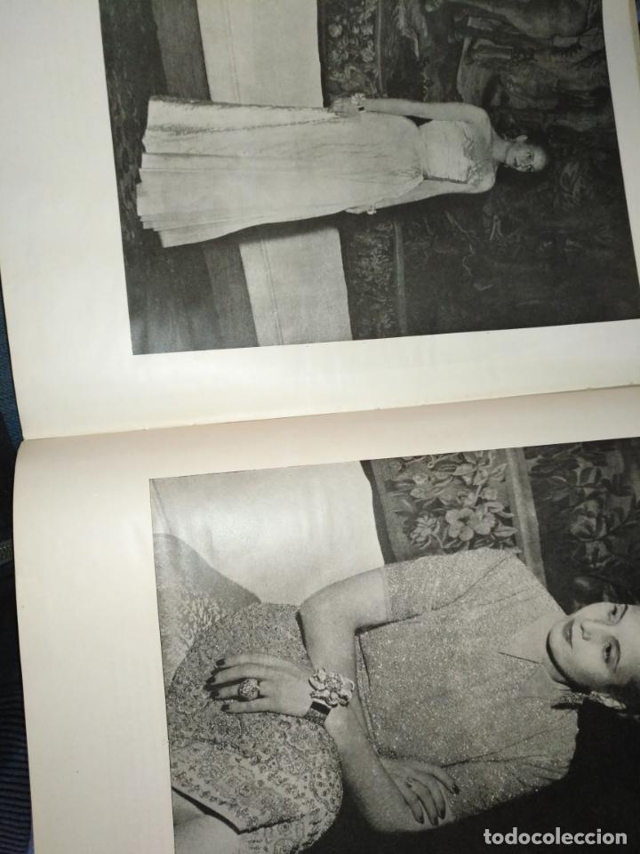 Libros de segunda mano: EVA PERON 34X28 CM 140 PAGINAS (FOTOS) S.I.P.A. SERVICIO INTERNACIONAL DE PUBLICACIONES ARGENTINA - Foto 14 - 184917350